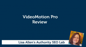 Videomotionpro Review, The Good, The Bad and the Ugly