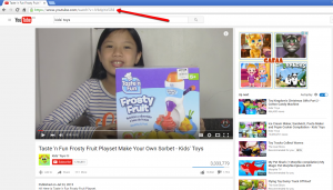 YouTube Video Placement Collection Step 3_a